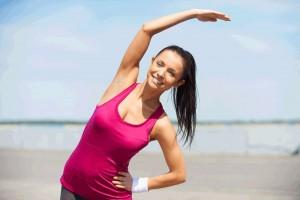 Рецидивная реакция во время выполнения суставной гимнастики